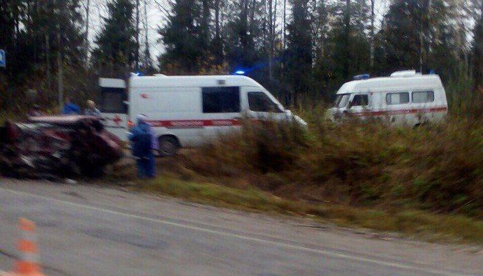 В трагедии вКуменском районе погибли два человека