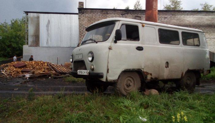 Шофёр «УАЗа» насмерть сбил 9-летнего ребенка вКировской области