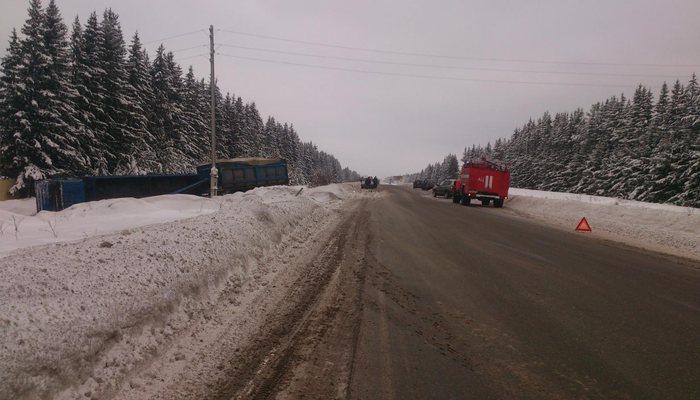 ВСлободском районе произошла авария сучастием четырех машин
