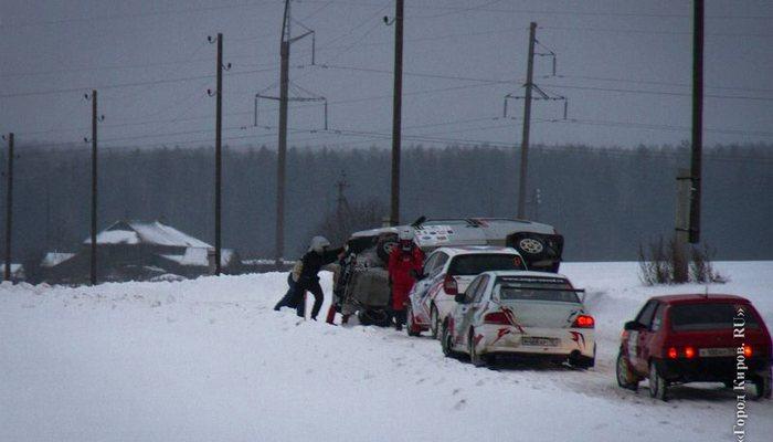 ВКирове из-за «Ралли Вятка» отменят сразу два автобуса доСидоровки