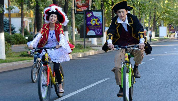Завтра вКирове перекроют движение вцентре из-за велопарада