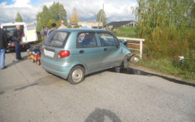 ВОричевском районе в трагедии пострадала шестилетняя девочка