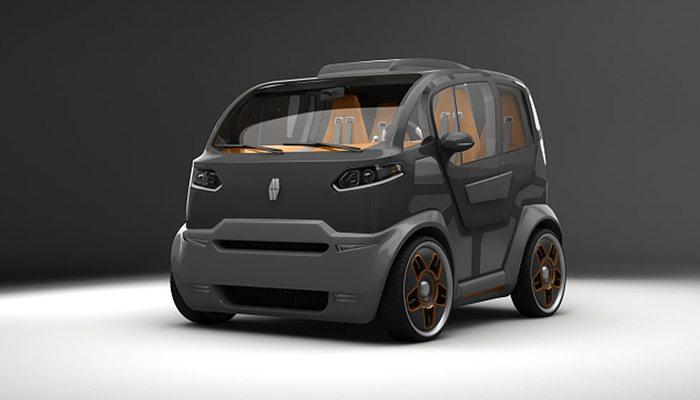 В России разработали новый автомобиль стоимостью 260 тысяч рублей