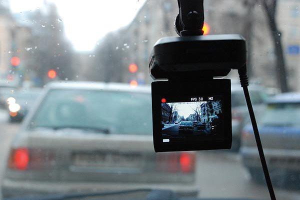 Штраф по записи с видеорегистратора