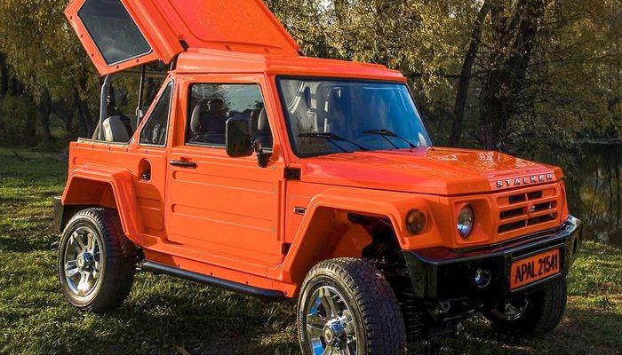 ВТольятти будут собирать новый вседорожный автомобиль набазе Лада 4x4