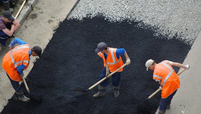 План ремонта дорог врегионе изготовлен на55%