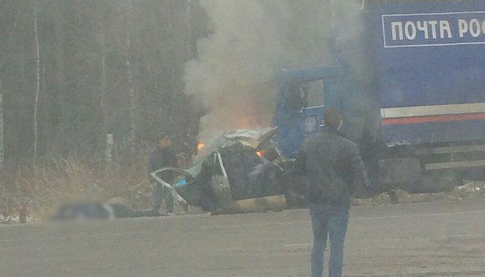 ВПочте РФ прокомментировали смертельное ДТП вПижанском районе