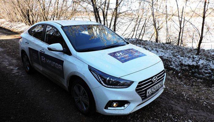 Тест-драйв Hyundai Solaris: наконец-то он перестал быть корейским