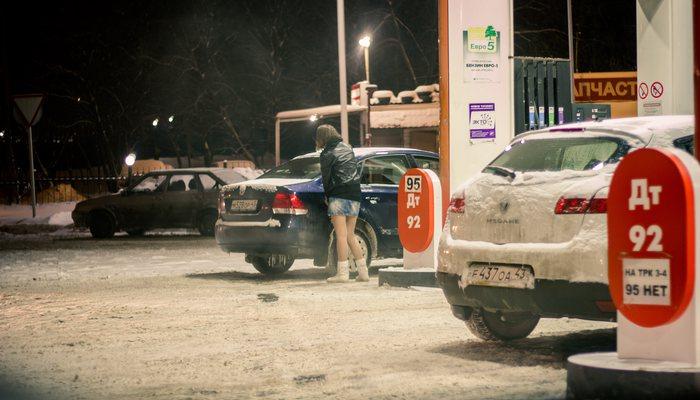 Бензин подорожал вНижегородской области на3,3% ссамого начала года