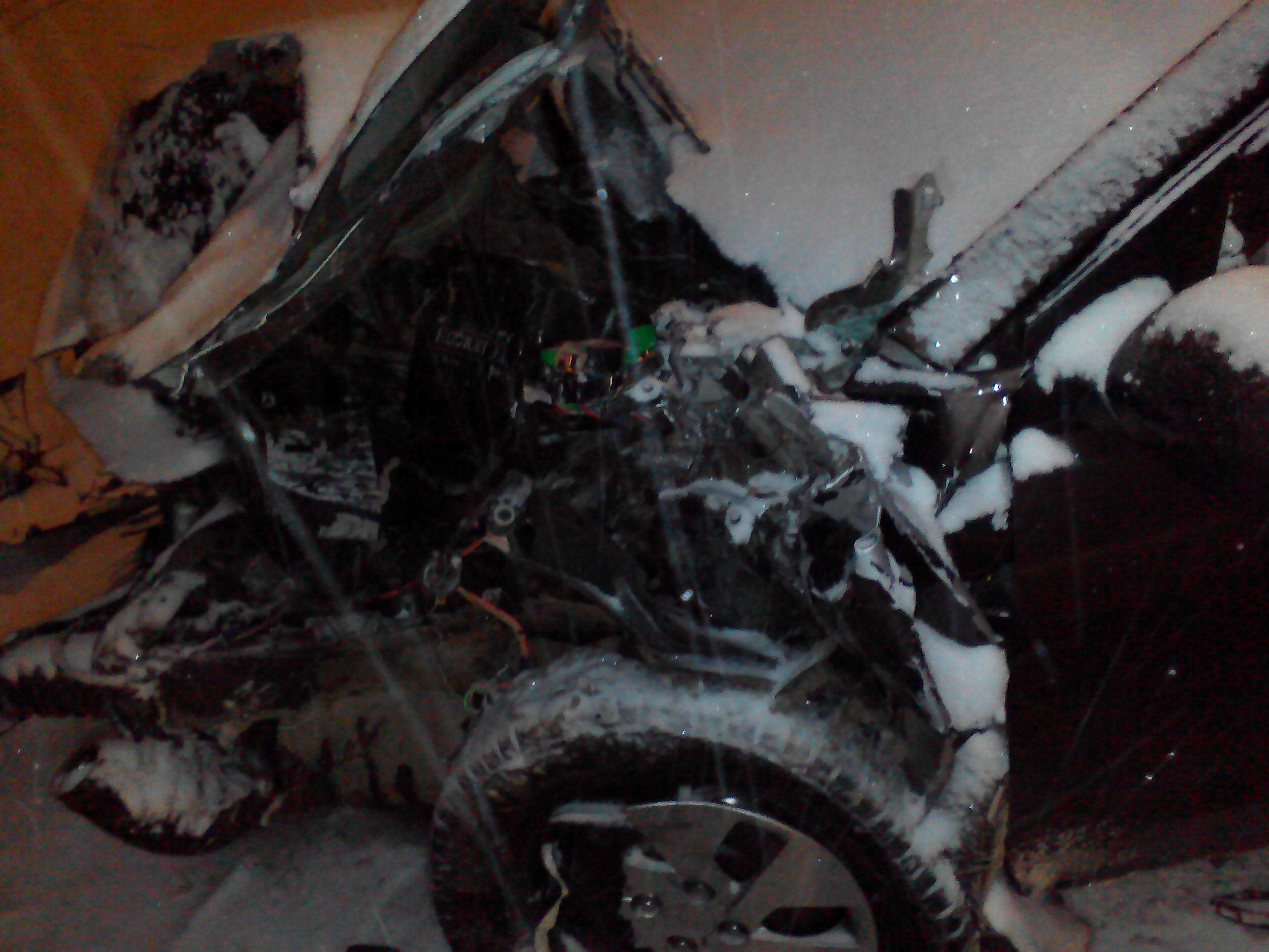 Наулице Некрасова столкнулись сразу шесть авто
