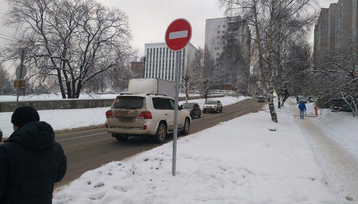 Кировчане вновь могут поворачивать наКазанскую сПрофсоюзной