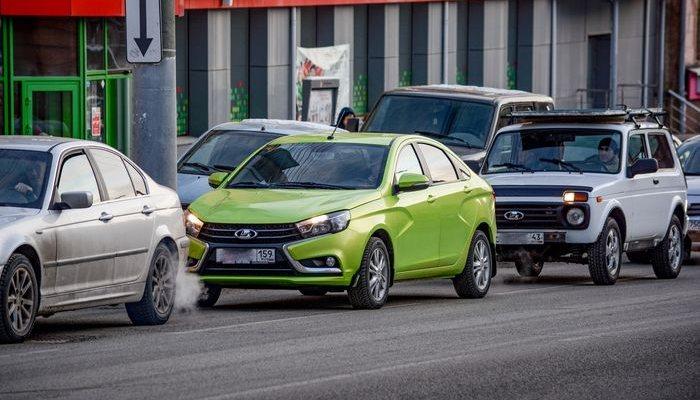 10 тысяч автомобилей LADA отозвали из-за проблем с тормозами